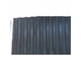 Rubber Mat - Brede Ribbel / Rubber Matting - Wide Rib