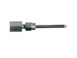Puntnippel t.b.v vetspuit / needle nozzle for grease gun