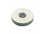 "Sisal (Course) Polishing Mop 6""x1"" / Grove polijstmop 150mm."