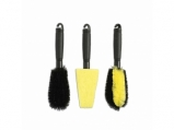 Wheel brushes  - Wielspaak borstelset