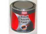 Chassis Paint black - 1 ltr. glans zwart